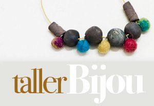 Banner taller de bijou de cerámica